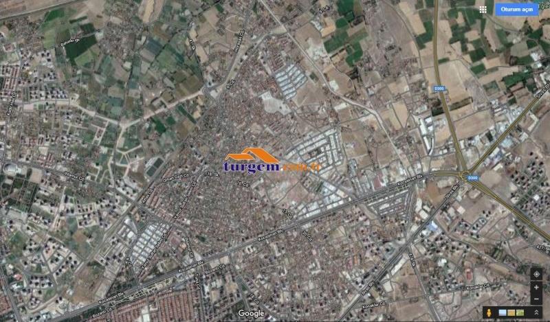 KOCASİNAN ESENTEPE'DE 1.000 M2  KİRALIK ARSA V 9478