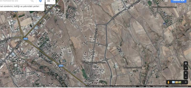 MİMARSİNAN ŞİRİNTEPE'DE 692 M2 TEMİZ KONUT PARSELİ V 10594