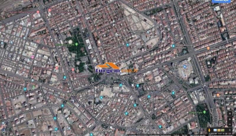 SAHABİYE'DE KİRACILI TOPLAMDA 210 M2 ALANLI DÜKKAN V 10287