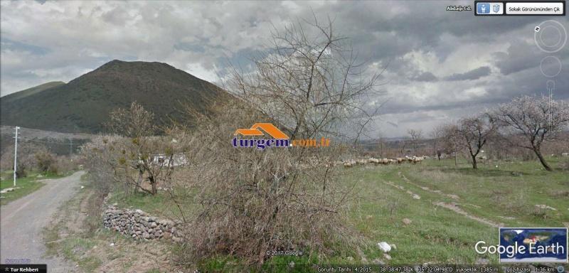 KAYSERİ MELİKGAZİ KIRANARDI FATİH TE 630 M2 TEMİZ PARSEL V 8133