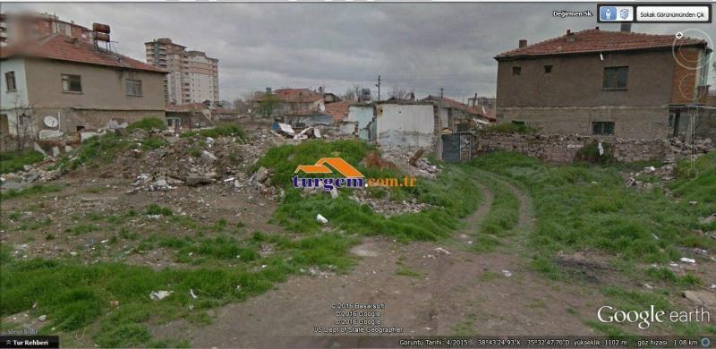 KAYSERİ MELİKGAZİ YILDIRIM BEYAZITTA 497 M2 YATIRIMLIK SATILIK TEMİZ PARSEL V 7289